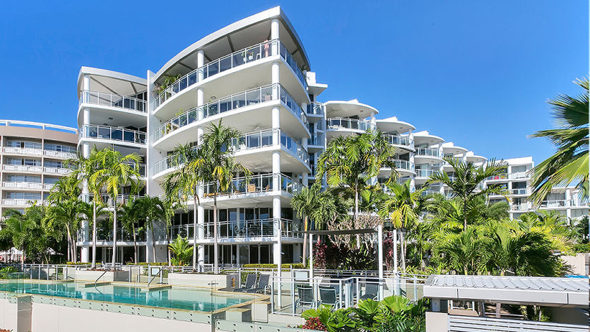 Vision Cairns Luxury Holiday Apartments facilities & amenities