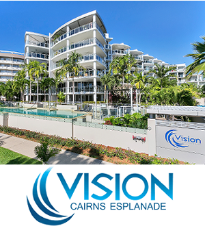 Book Direct Vision Cairns Luxury Apartments
